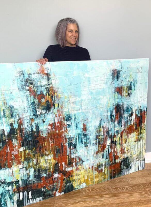 Toronto Abstract Artist