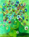 Mixed Media - canvas painting