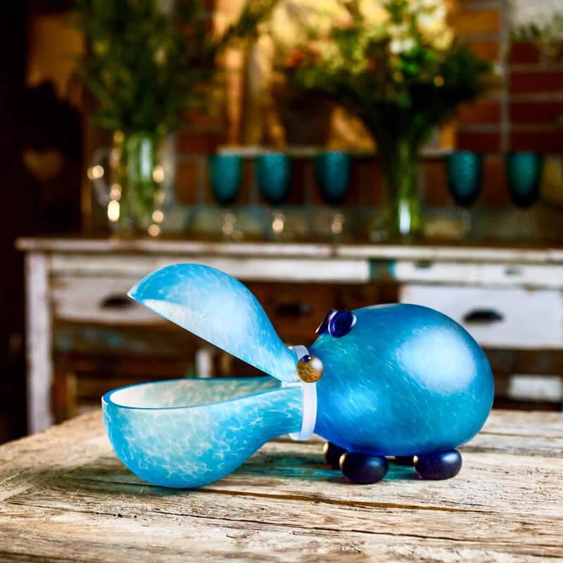Borowski Glass - Blue