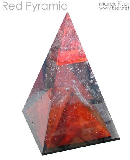 Smaller Pyramid