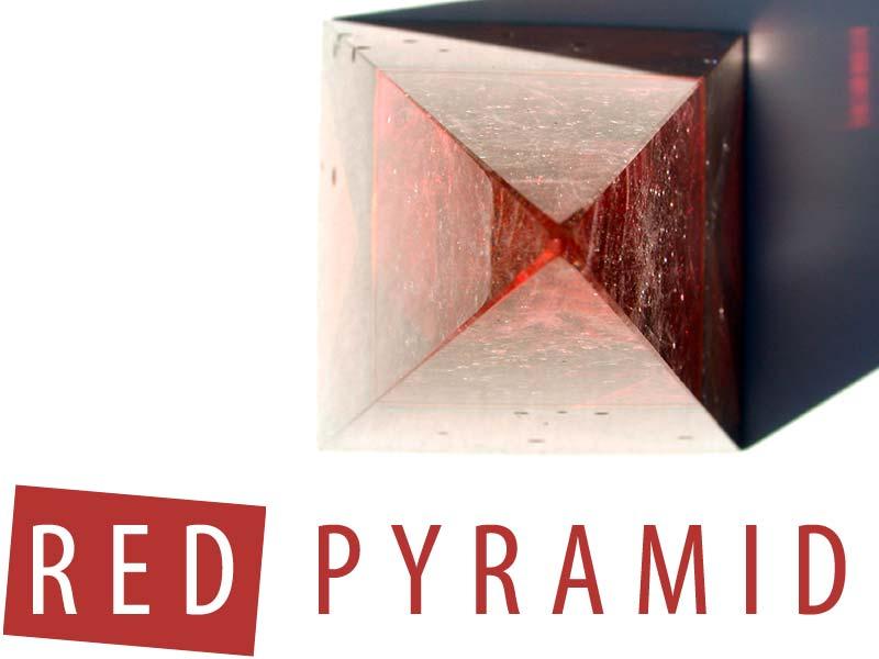 Top Pyramid Sculpture