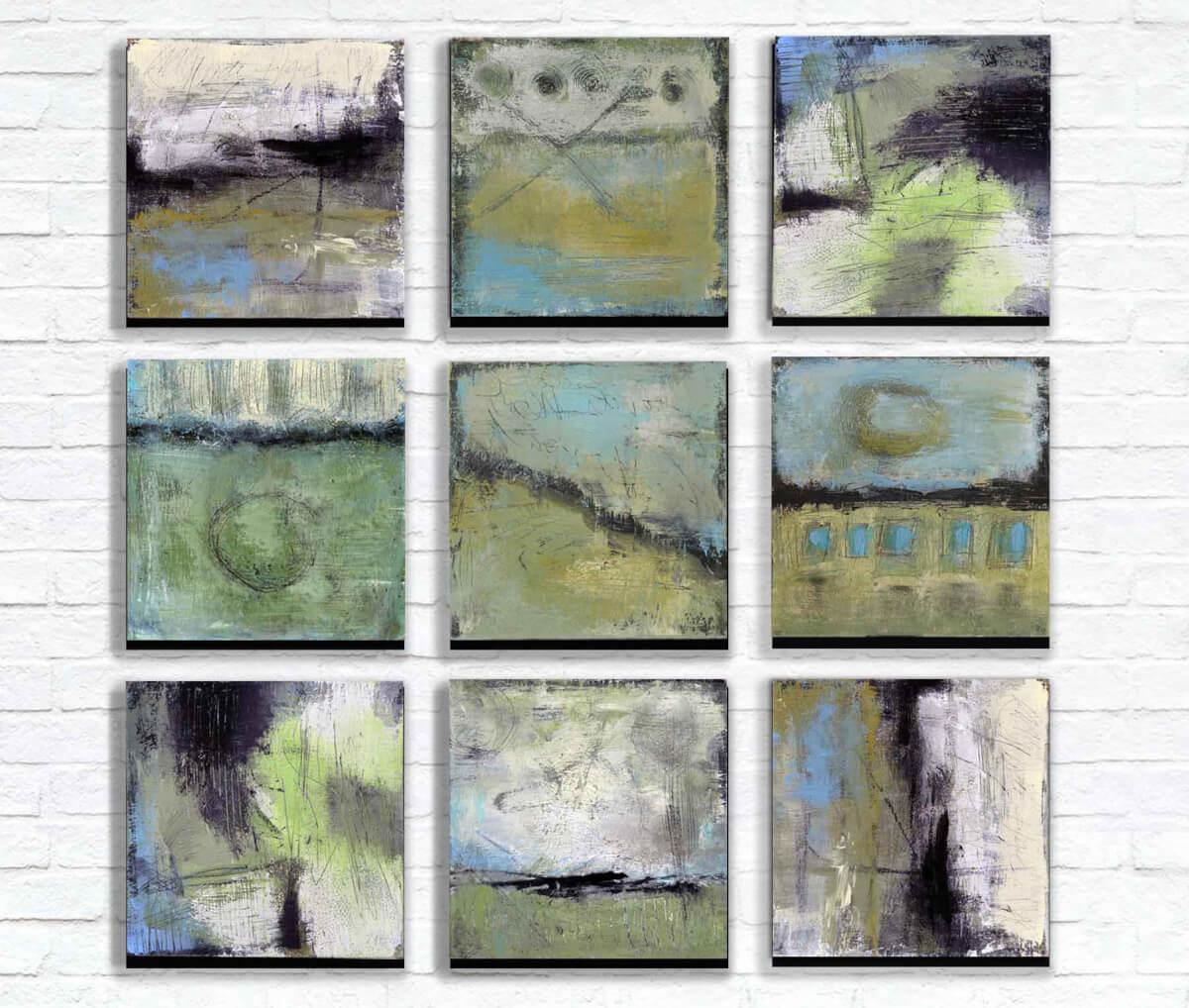 Judi Bagnato paintings