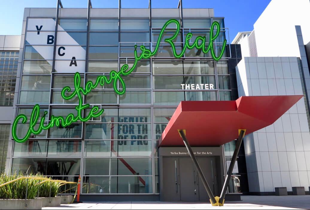 YBCA San-Francisco, California