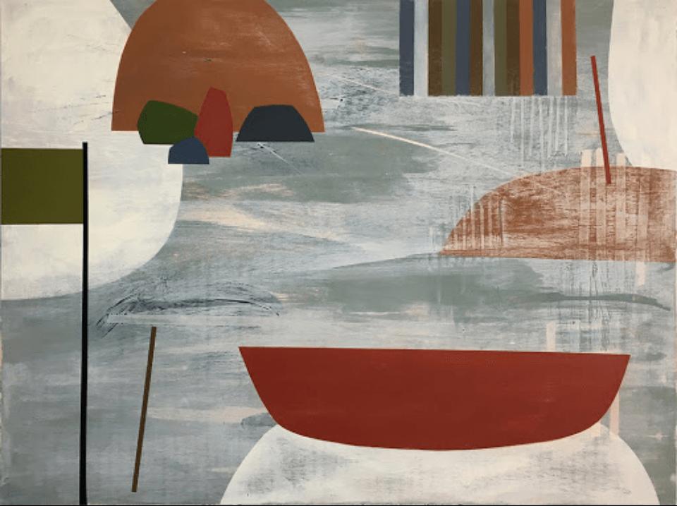Martin Webb: paintings
